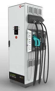 Stanice pro nabíjení elektromobilů QC45